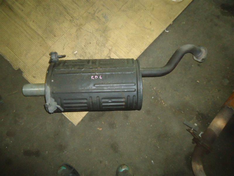 Глушитель Honda Cr-V RD5 K20A