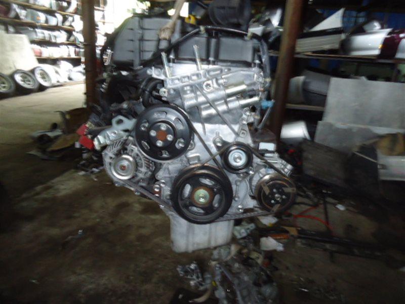 Двс Suzuki Solio MA15S K12B
