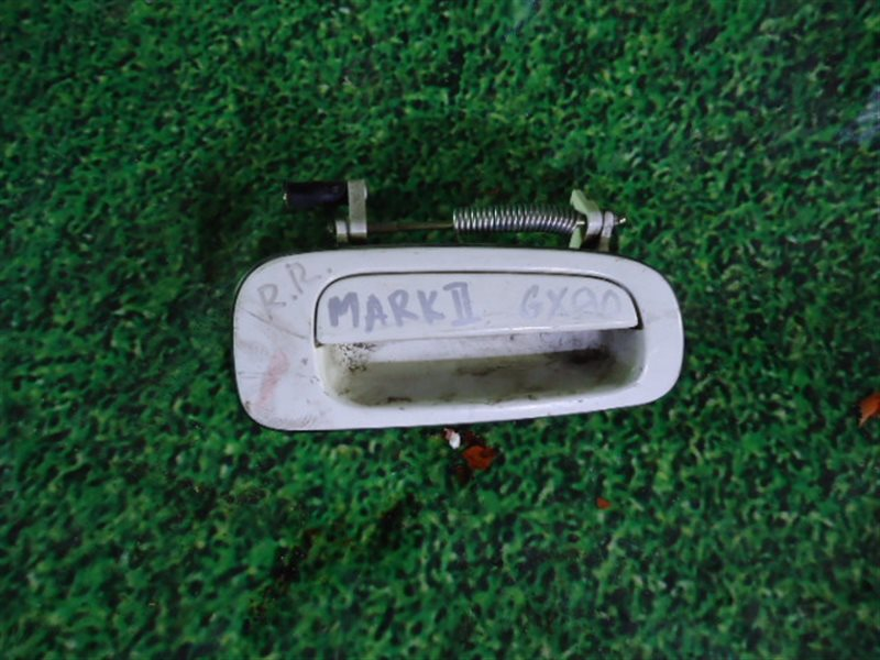 Ручка двери Toyota Markii JZX90 1JZ-GE задняя правая