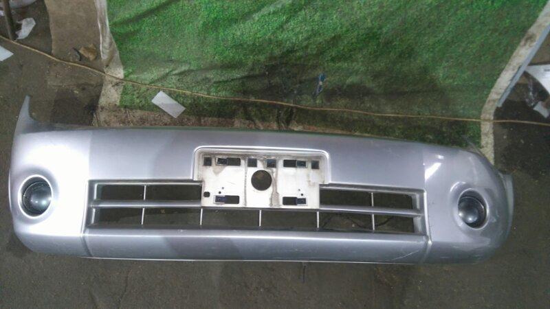 Бампер Nissan Lafesta B30 MR20DE передний