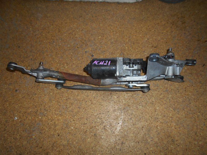Мотор стеклоочистителя Toyota Ipsum ACM21W 2AZ-FE передний