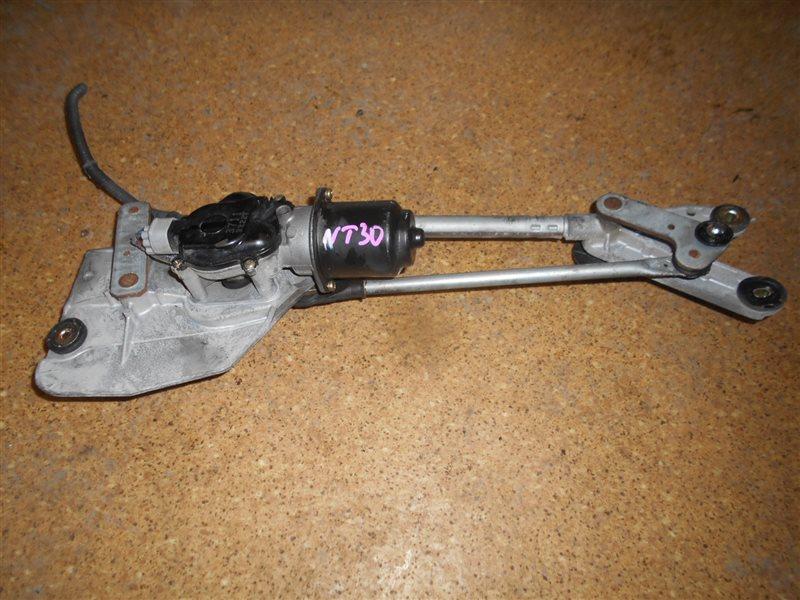 Мотор стеклоочистителя Nissan Xtrail NT30 QR20DE передний
