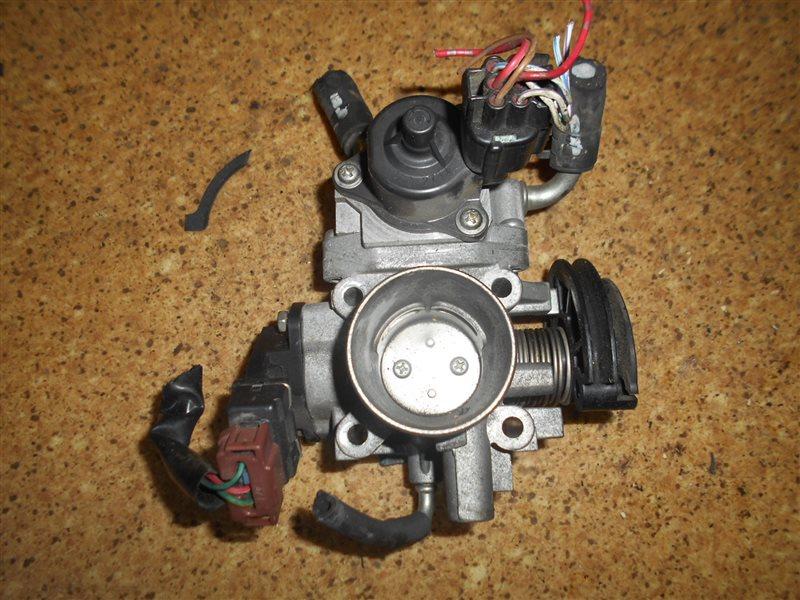 Заслонка дроссельная Mitsubishi Minica H42V 3G83