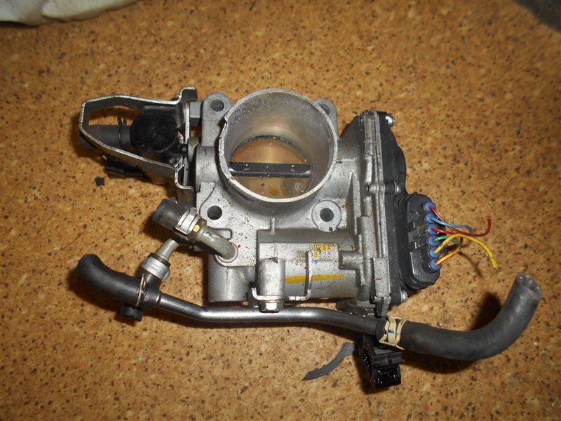 Заслонка дроссельная Honda Cr-Z ZF1 LEA
