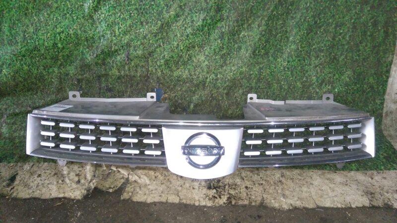 Решетка радиатора Nissan Lafesta B30 MR20DE