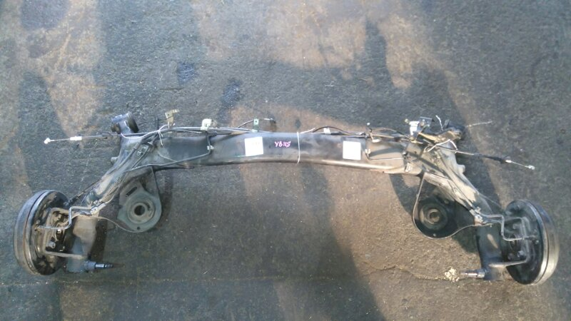 Балка задняя Suzuki Sx4 YB11S M15A