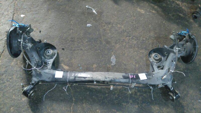 Балка задняя Honda Cr-Z ZF1 LEA задняя