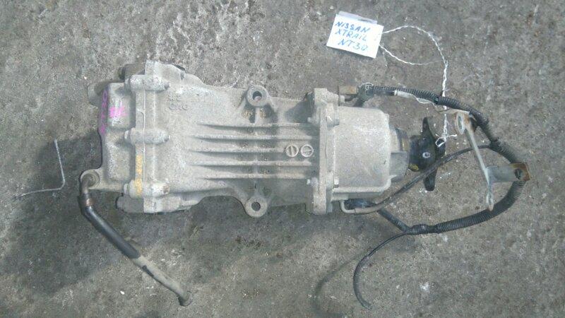 Редуктор Nissan Xtrail NT30 QR20DE задний