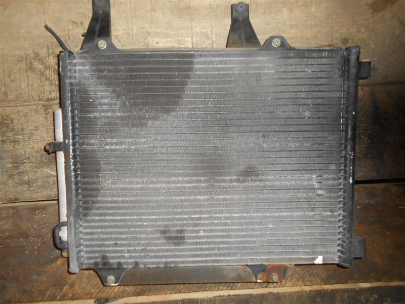 Радиатор кондиционера Suzuki Chevrolet Cruze HR51S M13A