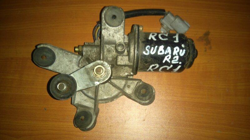 Мотор стеклоочистителя Subaru R2 RC1 EN07