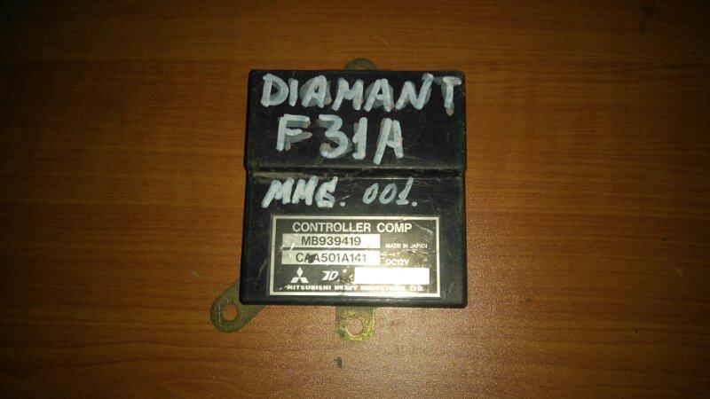 Блок управления Mitsubishi Diamante F31A 6G73