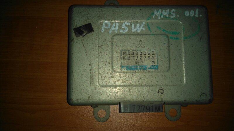 Блок управления Mitsubishi Delica PA5W 4D56