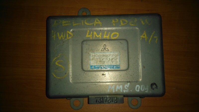 Блок управления Mitsubishi Delica PD8W 4M40