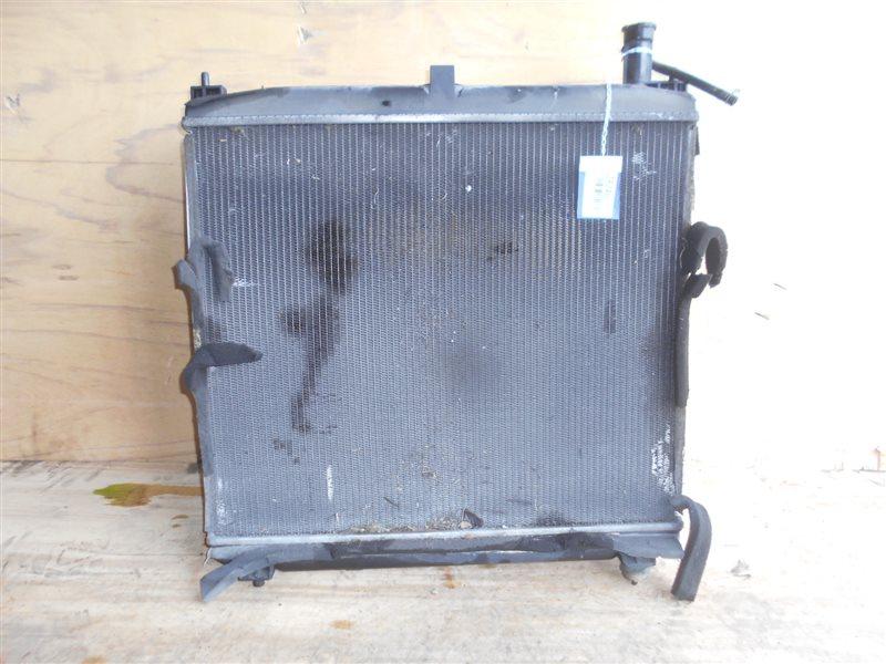 Радиатор Toyota Granvia VCH10 5VZ-FE