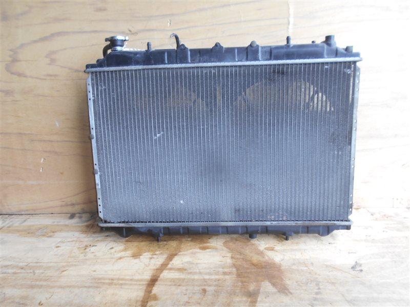Радиатор Nissan Largo W30 KA24