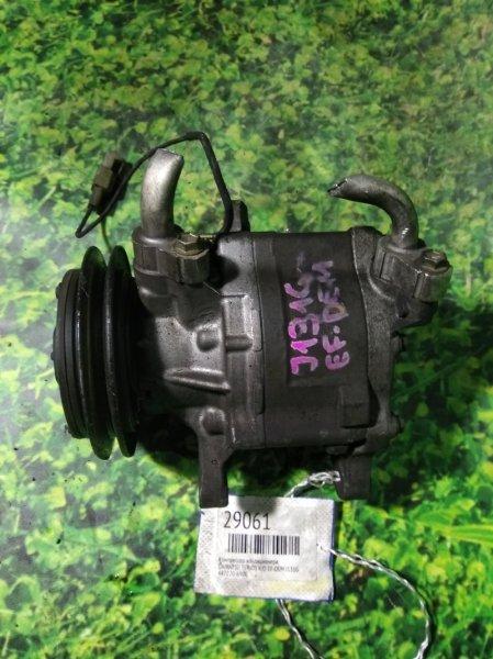 Компрессор кондиционера Daihatsu Terios Kid J131G EF-DEM