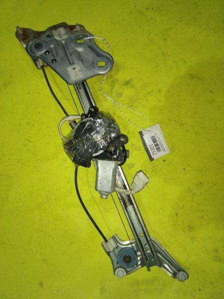 Стеклоподъемный механизм Toyota Chaser JZX100 1JZ-GE передний правый