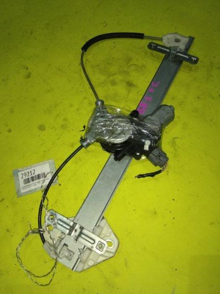 Стеклоподъемный механизм Honda Edix BE1 D17A передний правый