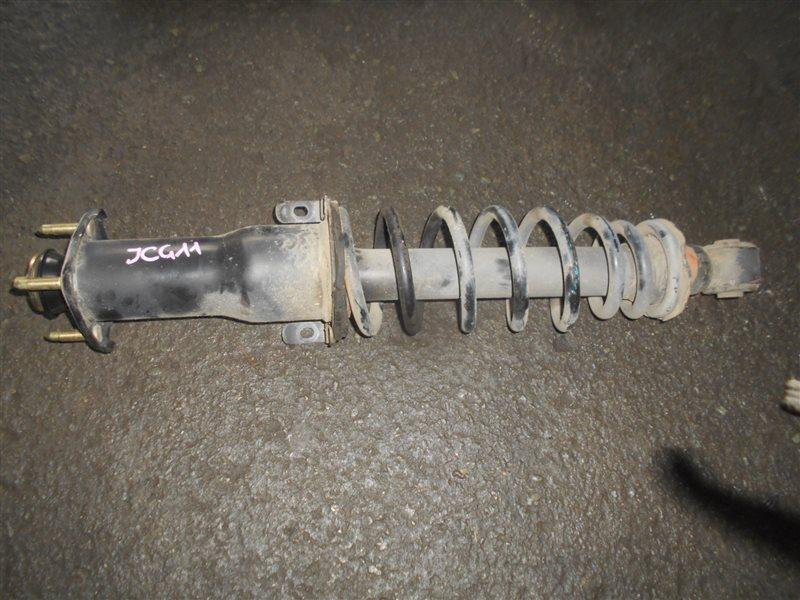 Стойка Toyota Progres JCG11 2JZ-FSE задняя