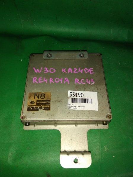 Блок efi Nissan Largo W30 KA24