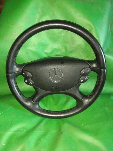 Руль Mercedes-Benz Sl-Roadster W230.475 113.963 30 577132 16.03.2004