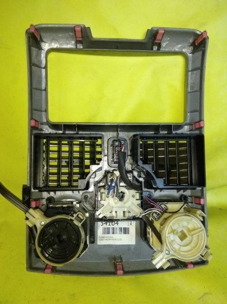 Климат-контроль Toyota Rush J210E 3SZ-FE