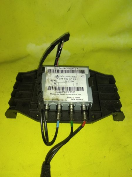 Блок управления антенной Mercedes-Benz Sl-Roadster W230.475 113.963 30 577132 16.03.2004