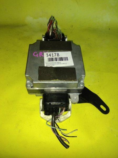 Блок управления рулевой рейкой Toyota Mark X GRX121 3GR-FSE