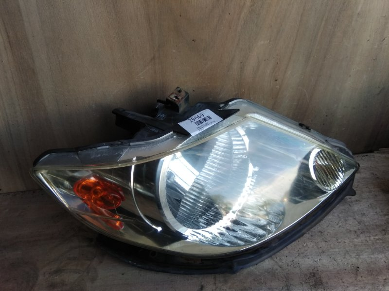 Фара Honda Fit Aria GD8 L15A передняя правая