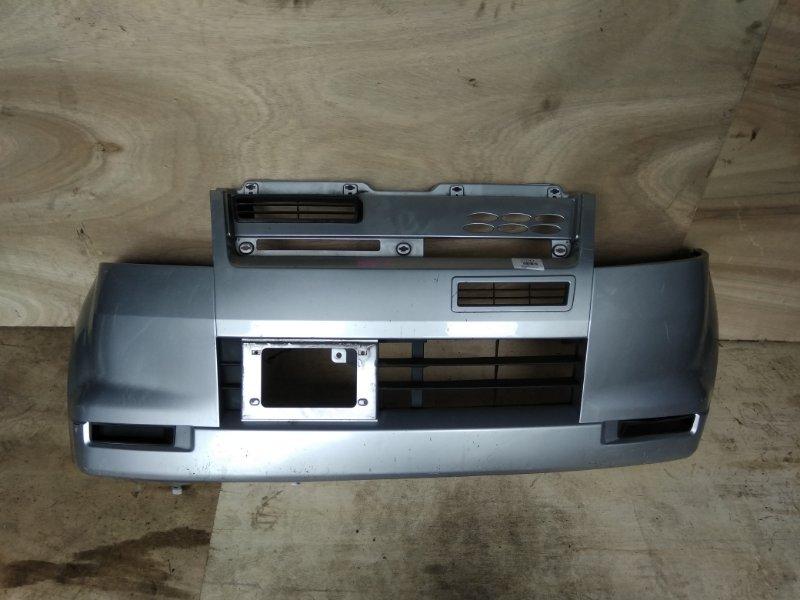 Бампер Mitsubishi Ek Wagon H81W 3G83 передний