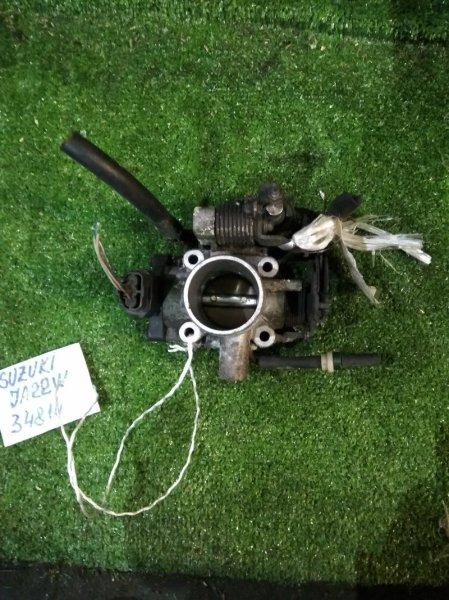 Заслонка дроссельная Suzuki Jimny JA22W K6A-T