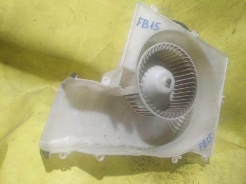 Мотор печки Nissan Sunny FB15 QG15DE