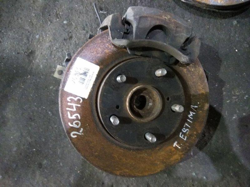 Ступица Toyota Estima ACR30 2AZ-FE передняя правая