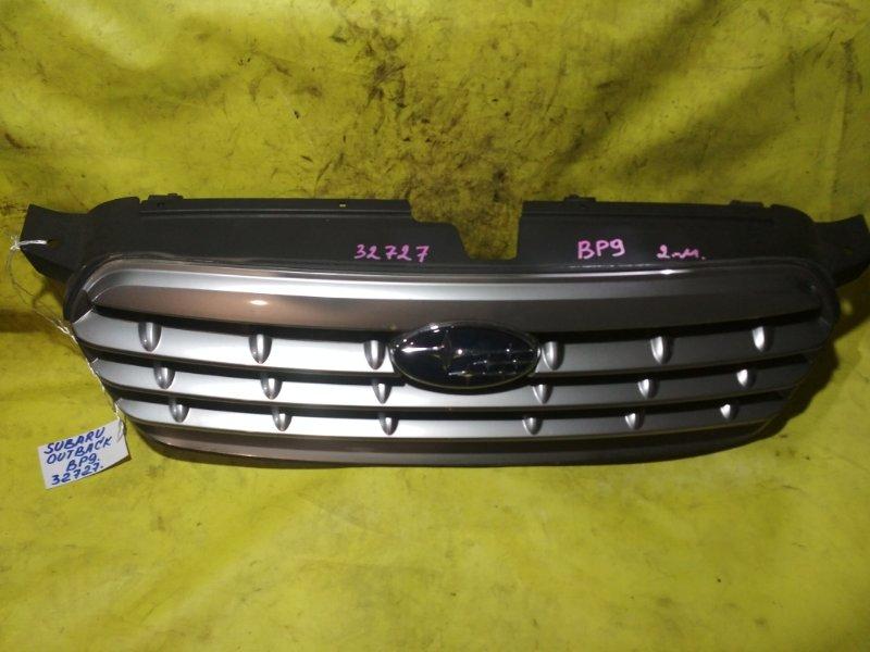Решетка радиатора Subaru Outback BP9 EJ25