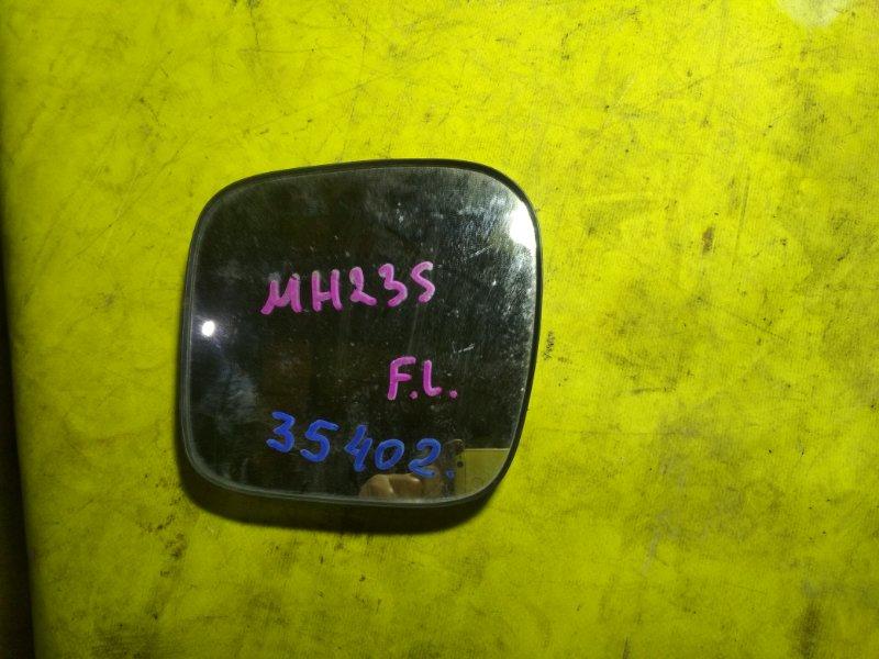 Зеркало-полотно Suzuki Wagon R MH23S K6A левое