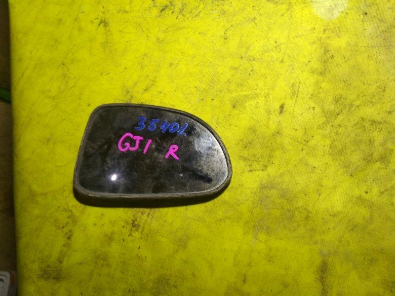 Зеркало-полотно Honda Airwave GJ1 L15A правое