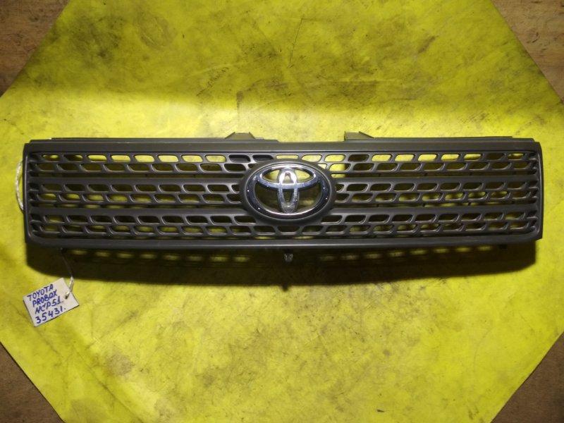 Решетка радиатора Toyota Probox NCP51 1NZ-FE