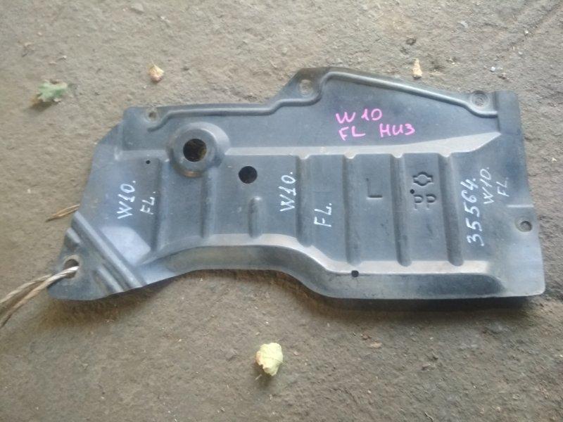 Защита двигателя Nissan Avenir SW10 CD20T передняя левая