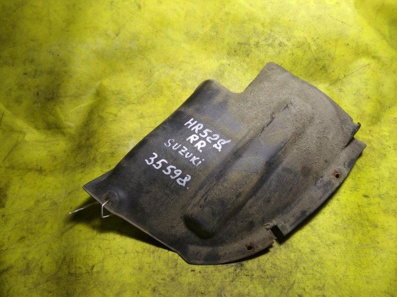 Подкрылок Suzuki Chevrolet Cruze HR52S M13A задний правый