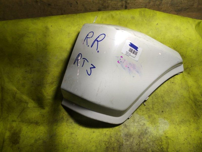 Клык бампера Honda Crossroad RT3 R20A задний правый