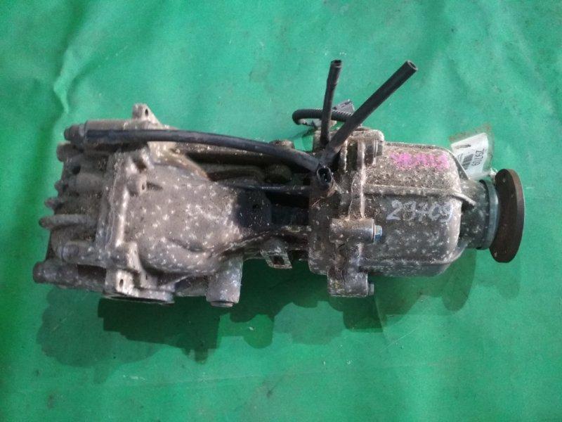 Редуктор Suzuki Sx4 YB41S J20A задний