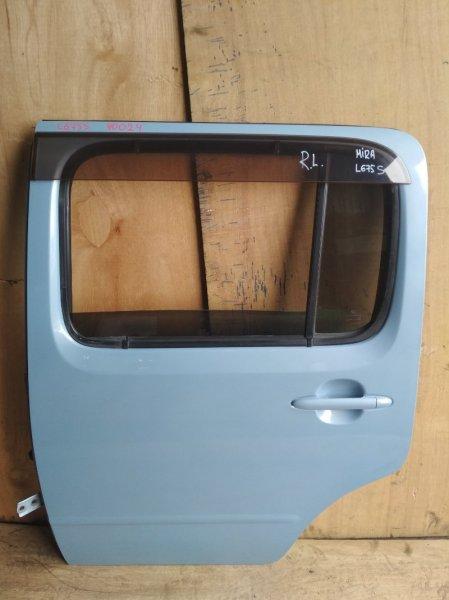 Дверь Daihatsu Mira Cocoa L675S KF задняя левая