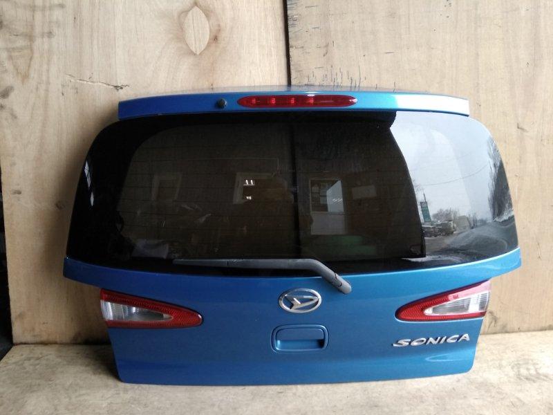 Дверь 5-я Daihatsu Sonica L405S KF-DET