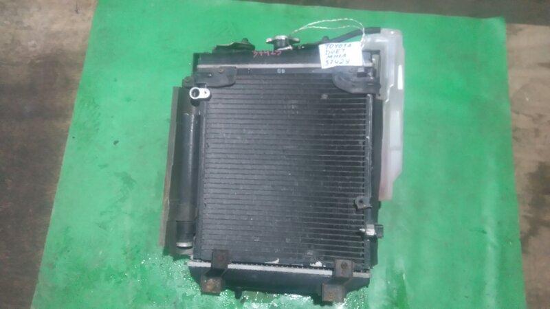 Радиатор Toyota Duet M111A K3-VE2