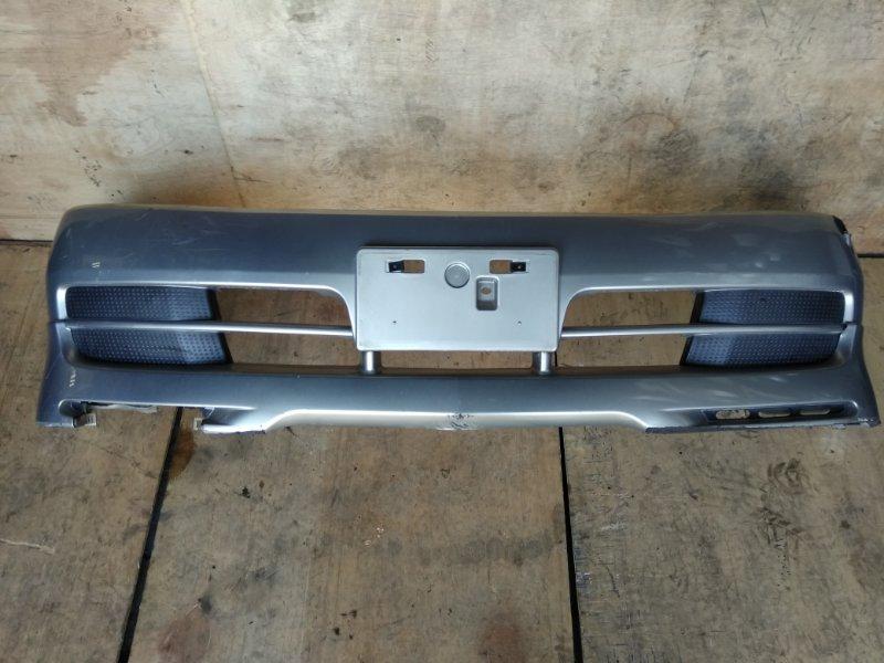 Бампер Nissan Liberty RM12 QR20DE передний