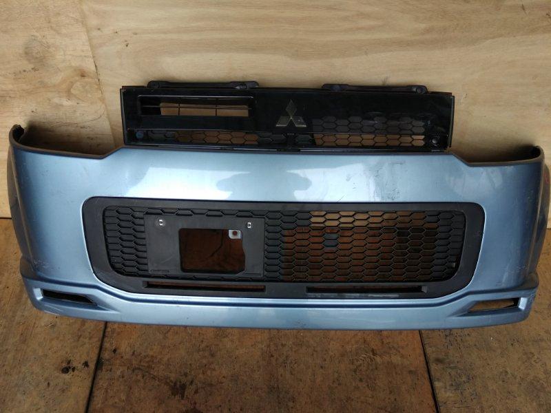 Бампер Mitsubishi Ek Sport H82W 3G83 передний