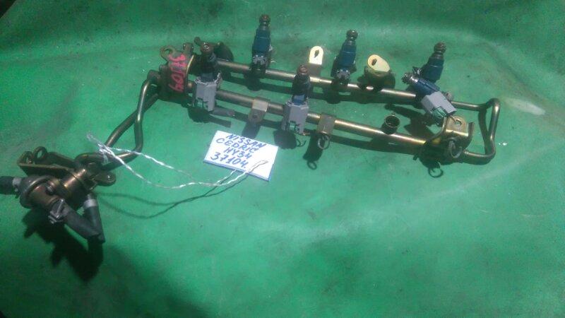 Инжектор Nissan Cedric HY34 VQ30DET