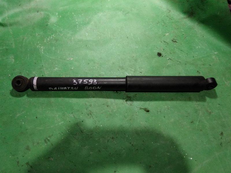 Амортизатор Daihatsu Boon M301S K3-VE задний