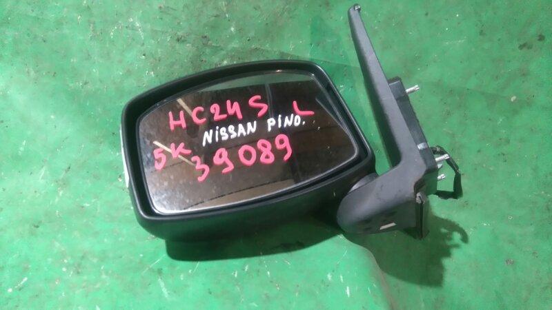 Зеркало Nissan Pino HC24S K6A левое