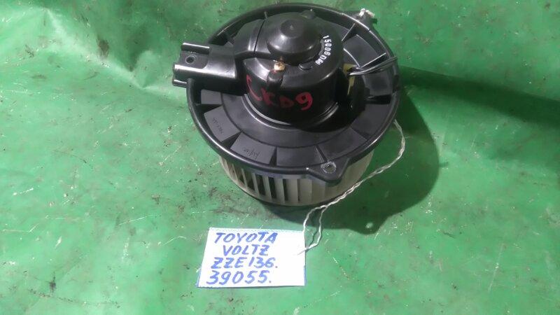 Мотор печки Toyota Voltz ZZE136 1ZZ-FE 2002